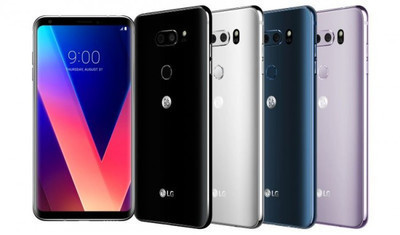 MWC 2018: LG представит продвинутую версию V30