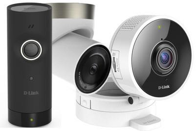 D-Link DCS-8000LH и DCS-8100LH - облачные сетевые камеры нового поколения
