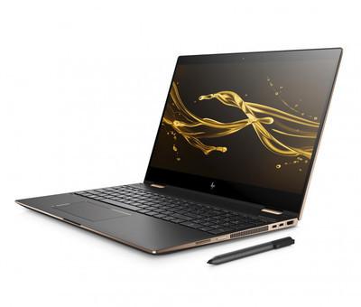 CES 2018: официальный анонс 15,5-дюймового ноутбука HP Spectre x360
