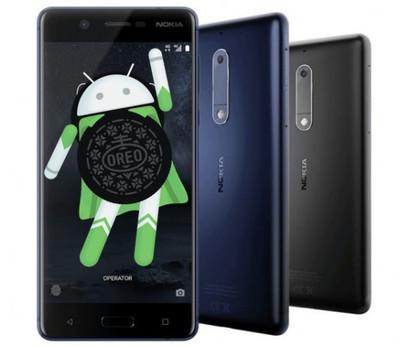 HMD Global начала распространение Android 8.0 для Nokia 5