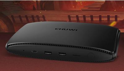 У новых неттопах Chuwi GBOX можно выбирать конфигурацию и дизайн
