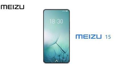 Рендерные фото безрамочного смартфона Meizu 15 Plus