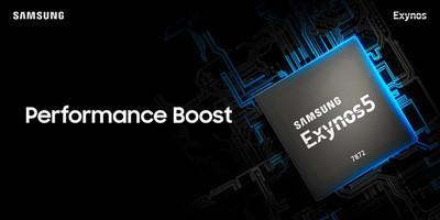 Состоялся анонс чипсета Samsung Exynos 7872