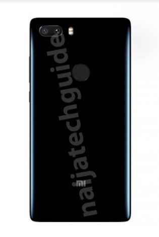 Рендерное фото смартфона Xiaomi Mi 7