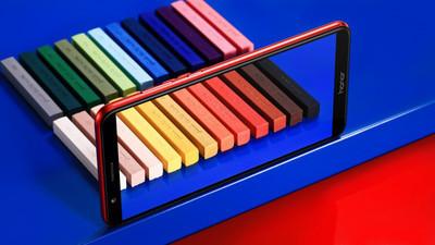Представлен Honor 7X в новом цветовом решении корпуса – ярко-красном