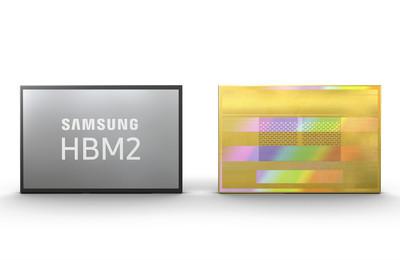 Samsung начала производство памяти 8 ГБ c рекордной скоростью