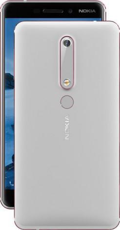 Смартфон Nokia 6 (2018) представлен официально