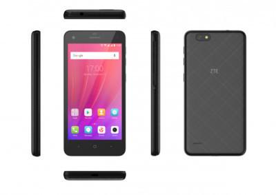 Состоялся анонс бюджетного смартфона с емким аккумулятором - ZTE Blade A330