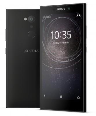 CES 2018: анонс смартфона Sony Xperia L2