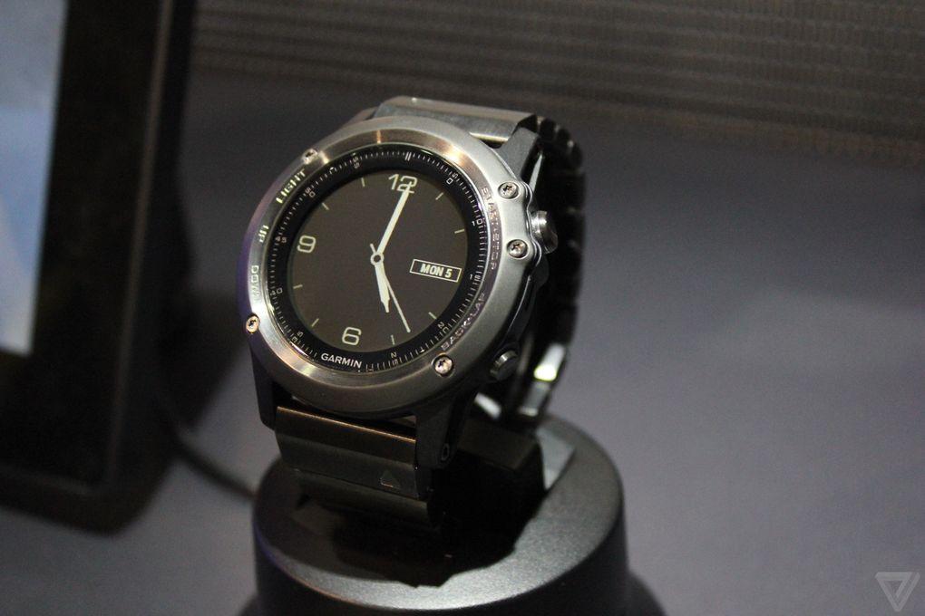 Оригинальные часы Garmin