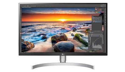 LG 27UK850-W – 27-дюймовый монитор с портом USB Type-C и разрешением 4К