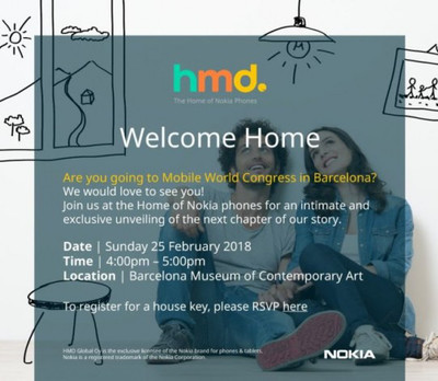 HMD готовит анонс Nokia 1, 4, 9 и других смартфонов на WMC2018