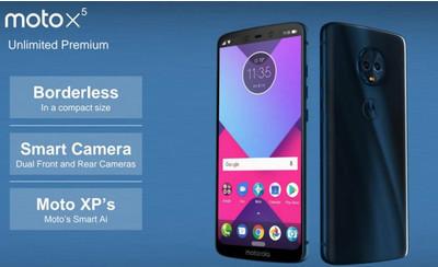 Смартфон Moto X5 получит дизайн в стиле iPhone X