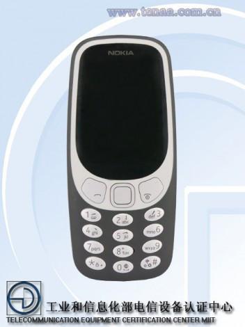 Новая версия Nokia 3310 получит поддержку 4G