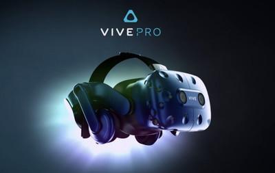 CES 2018: официальный анонс VR-шлема HTC Vive Pro