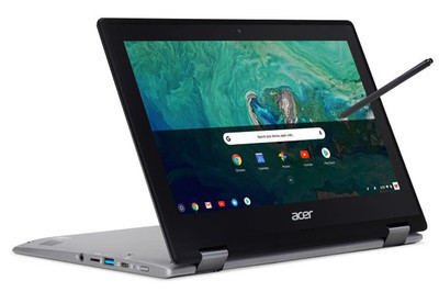 Acer представила 11,6-дюймовый хромбук Spin 11