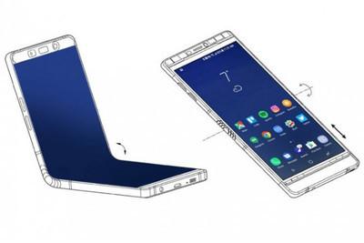 Samsung показала партнерам прототип складного Galaxy X