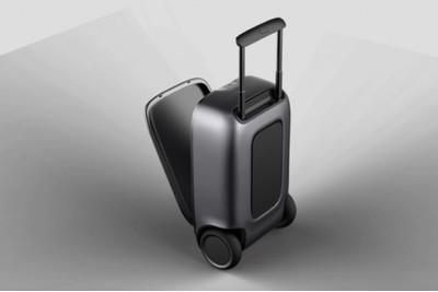 На CES 2018 Xiaomi показала самонаводящийся чемодан-беспилотник