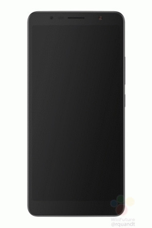 CES 2018: готовится анонс безрамочного смартфона Alcatel 3C