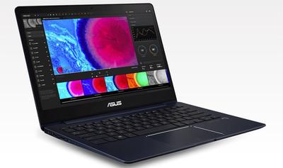 ASUS Zenbook 13 с чипом Intel Kaby Lake-R оценен в $1000