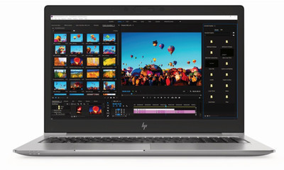 HP ZBook 14u/15u G5 – мощные ноутбуки с дисплеем 4К