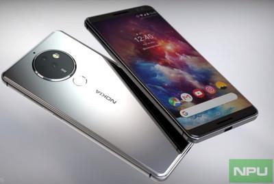 Подробности о смартфоне Nokia 8 Pro –
