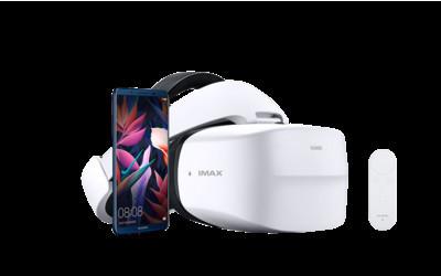 Huawei и IMAX будут вместе делать AR и VR - устройства и контент под них