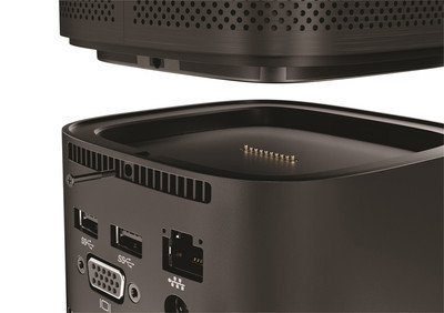 HP Thunderbolt Dock G2 – докинговая станция с модулем для конференцсвязи