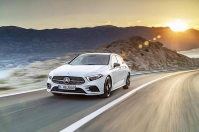 Дебют Mercedes-Benz A-класса с технологиями искусственного интеллекта и 3D