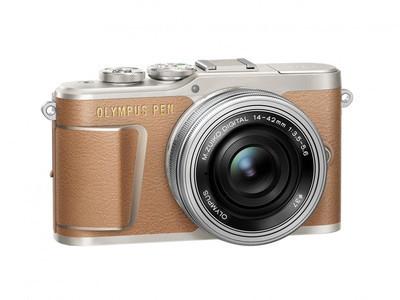 Состоялся анонс беззеркальной камеры Olympus Pen E-PL9