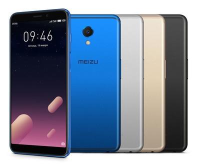 Начался прием предварительных заказов на смартфон MEIZU M6s