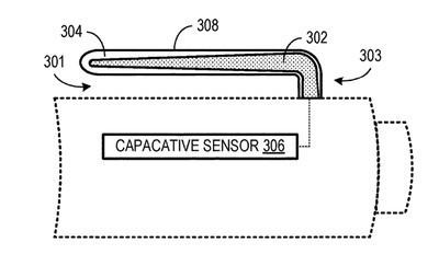 Microsoft получила патент на электронное перо с сенсорным зажимом