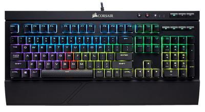 Corsair представила механическую игровую клавиатуру в защищенном корпусе