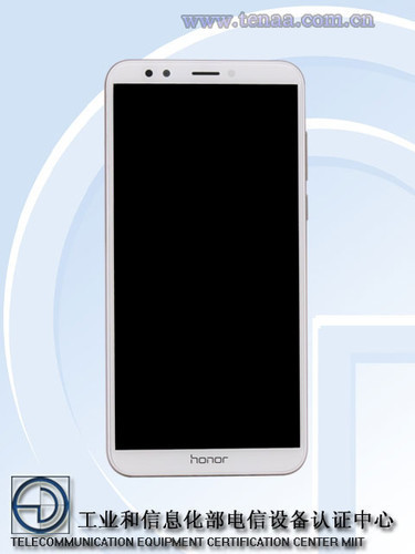 TENAA сертифицировала смартфон Huawei Honor 7C с четырьмя камерами