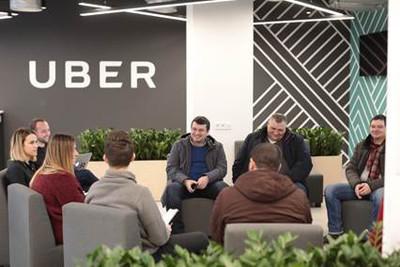 Uber открывает в Киеве новый центр поддержки для партнеров-водителей