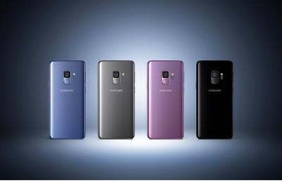 Samsung Galaxy S9 и S9+ доступны для предзаказа в Украине