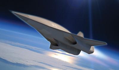Американский гиперзвуковой самолёт сможет облететь землю за 2-3 часа