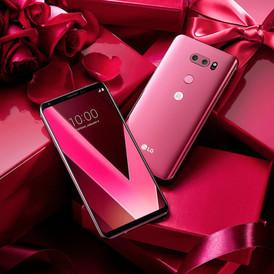 LG V30 доступен в новом варианте цветового решения -
