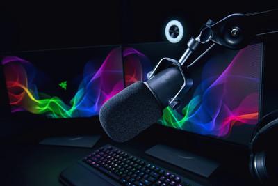 Razer представила профессиональный микрофон Seiren Elite
