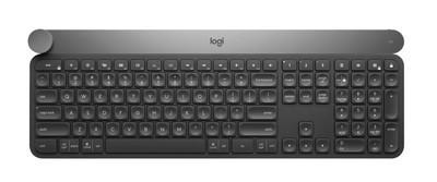 Logitech CRAFT - новая флагманская клавиатура с необычными возможностями