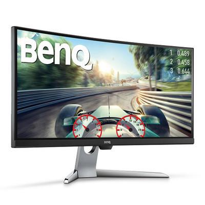 Изогнутый Eye Care монитор BenQ EX3501R с поддержкой HDR