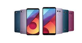 LG готовит смартфоны  G6 и Q6 в новых цветовых решениях корпуса