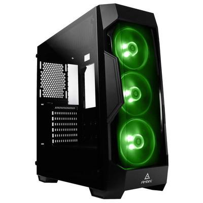 DF500 и DF500 RGB – бюджетные корпуса для игровых систем от Antec
