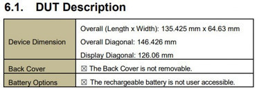 FCC продемонстрировала смартфон Sony Xperia XZ2 Compact