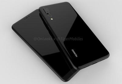 Интересные подробности о смартфоне Huawei P20 Plus