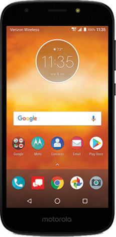 Пресс-рендеры смартфона Moto E5 Play