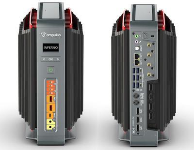 Compulab начинает сбор средств на производство компактного игрового ПК Airtop2 I
