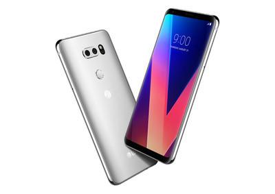 LG Украина анонсирует старт продаж смартфона LG v30+