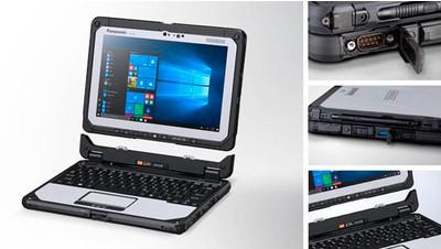 Panasonic Toughbook CF-20 mk2 - новое поколение полностью защищенных ноутбуков