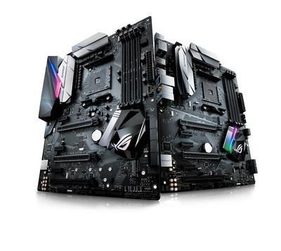 ASUS объявляет о поддержке процессоров AMD Ryzen для настольных ПК с Radeon Vega